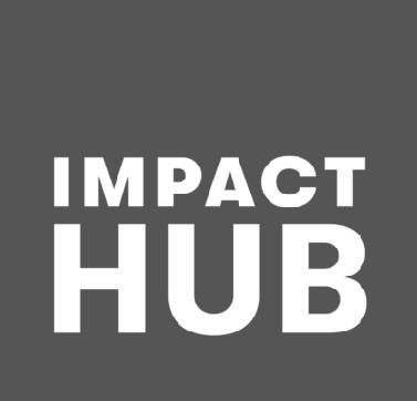 Logo Impact Hub Brno