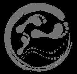 Na nomádské stezce logo