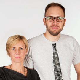 Lucie a Lukáš Hladilovi