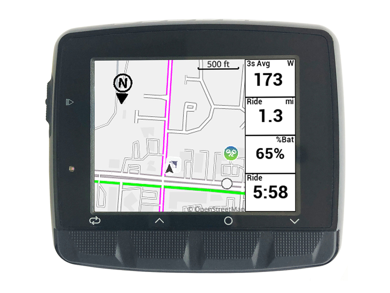 Stages Dash L50 GPS - Profi cyklocomputer
