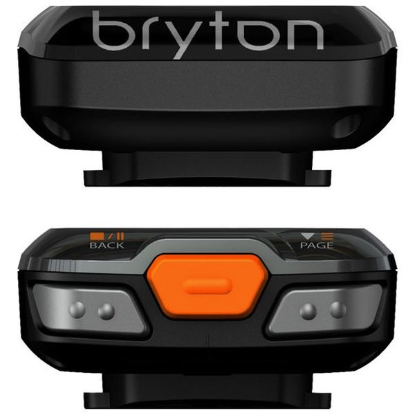 Navigace s GPS Bryton Rider 330 T  Bundle - se snímačem tepu a kadence.