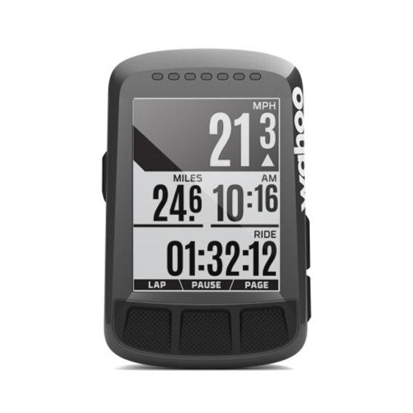 Cyklocomputer Wahoo ELEMNT BOLT Stealth s GPS