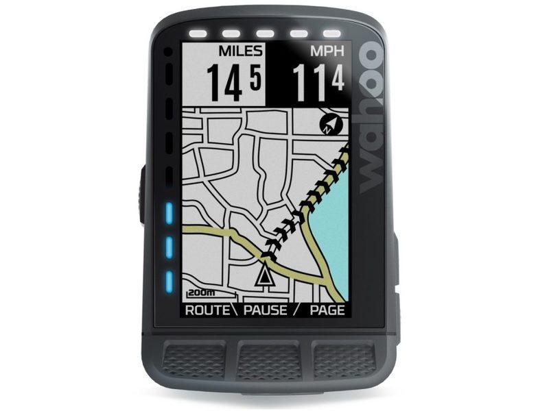 Wahoo ELEMNT ROAM cyklocomputer s GPS