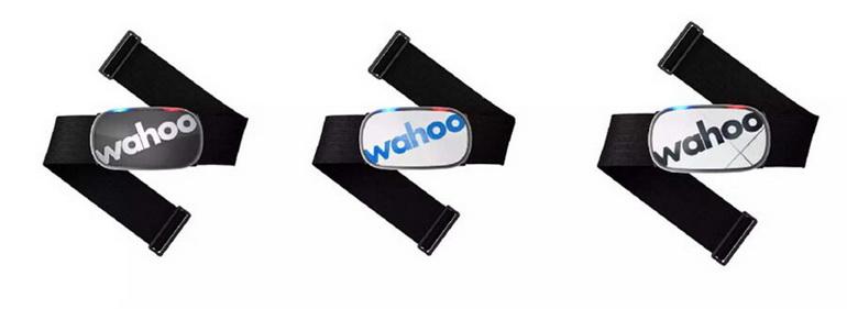 Hrudní pás Wahoo TICKR X 2 model 2020