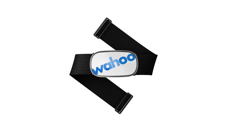 Hrudní pás Wahoo TICKR 2 - White