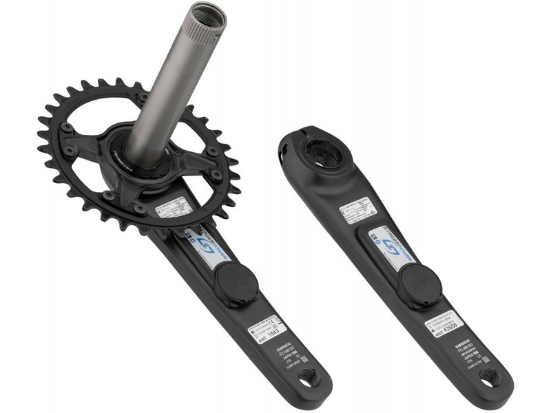 Stages Power LR - Shimano XT M8100/8120 - MTB wattmetr