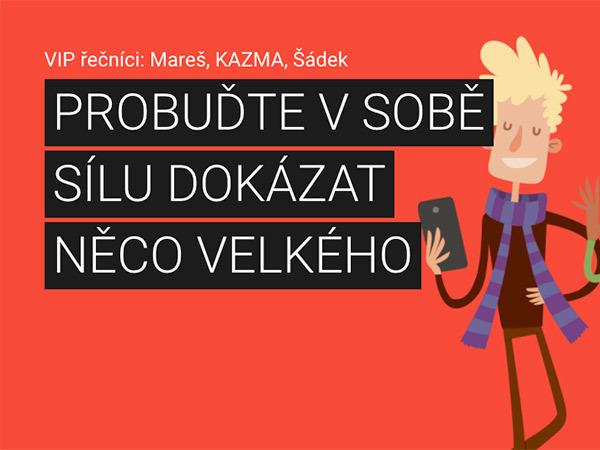 KONFERENCE Halooo 2017 (Leoš Mareš, Kazma, Šádek) - 25.3.2017