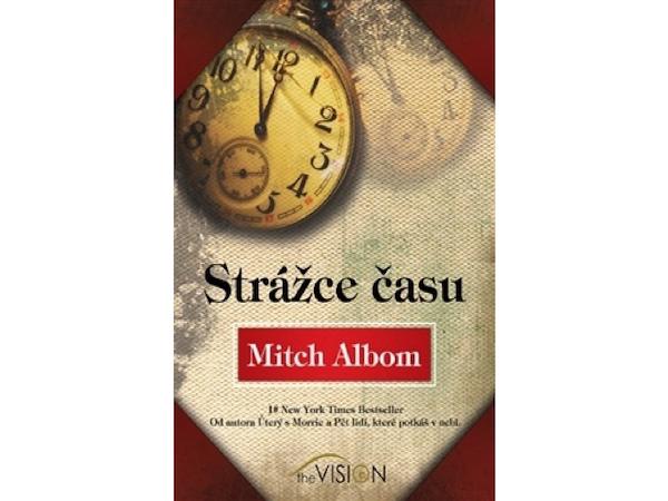 E-BOOK Strážce času (Mitch Albom)