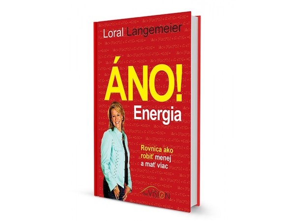 E-BOOK Áno! Energia (Loral Langemeier)