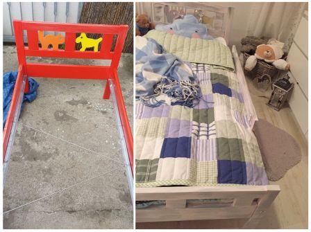Dětská postel - redesign