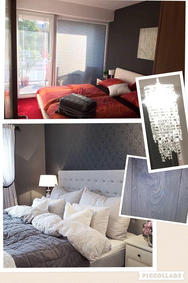 Rekonstrukce ložnice