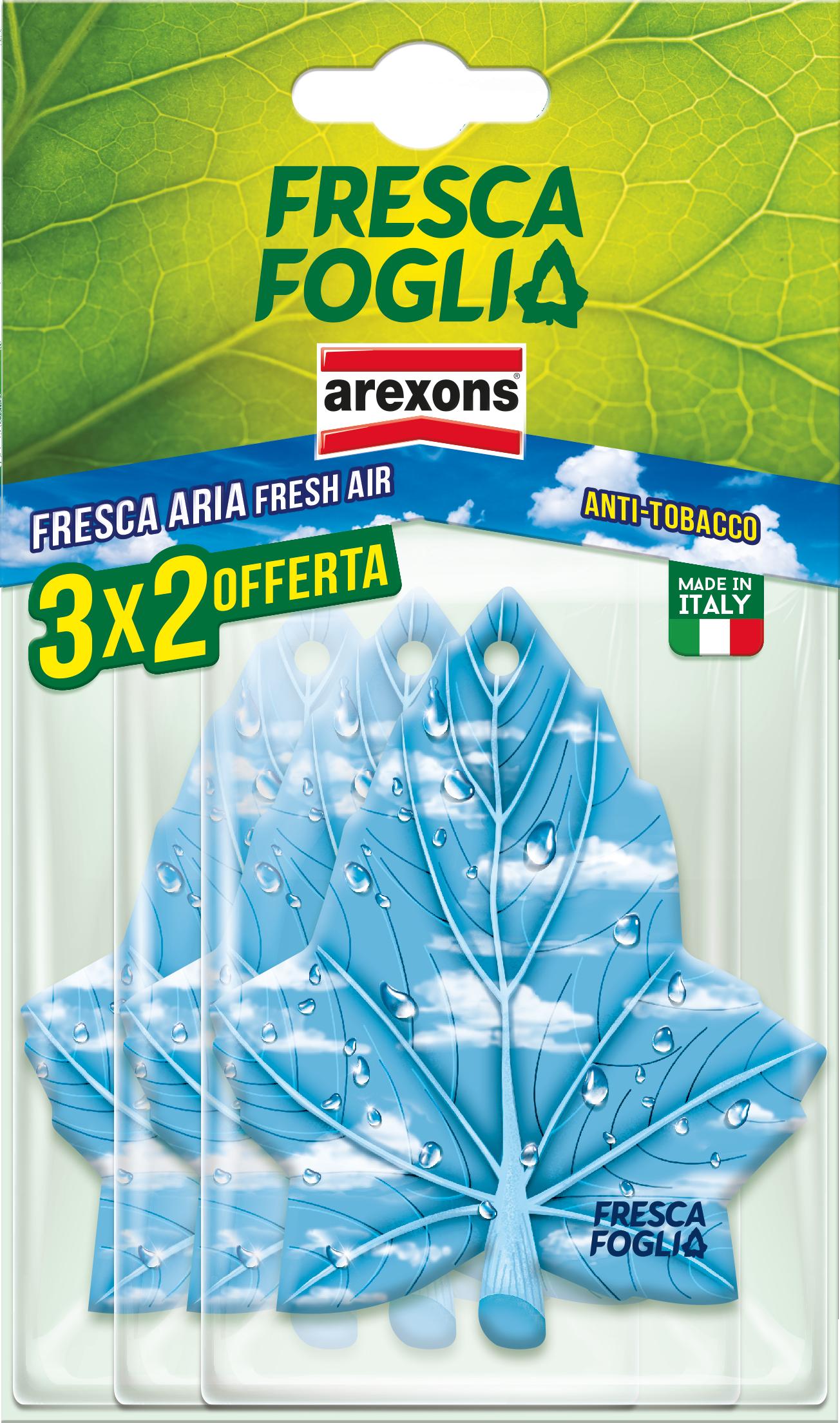 Fresca Foglia - Antitabák