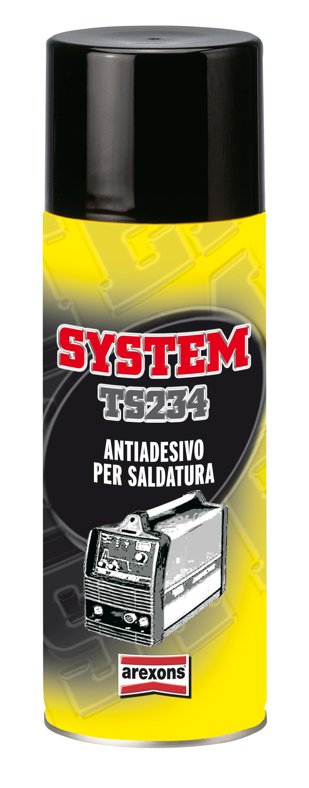 TS234 - Sváření s nelepivým povrchem