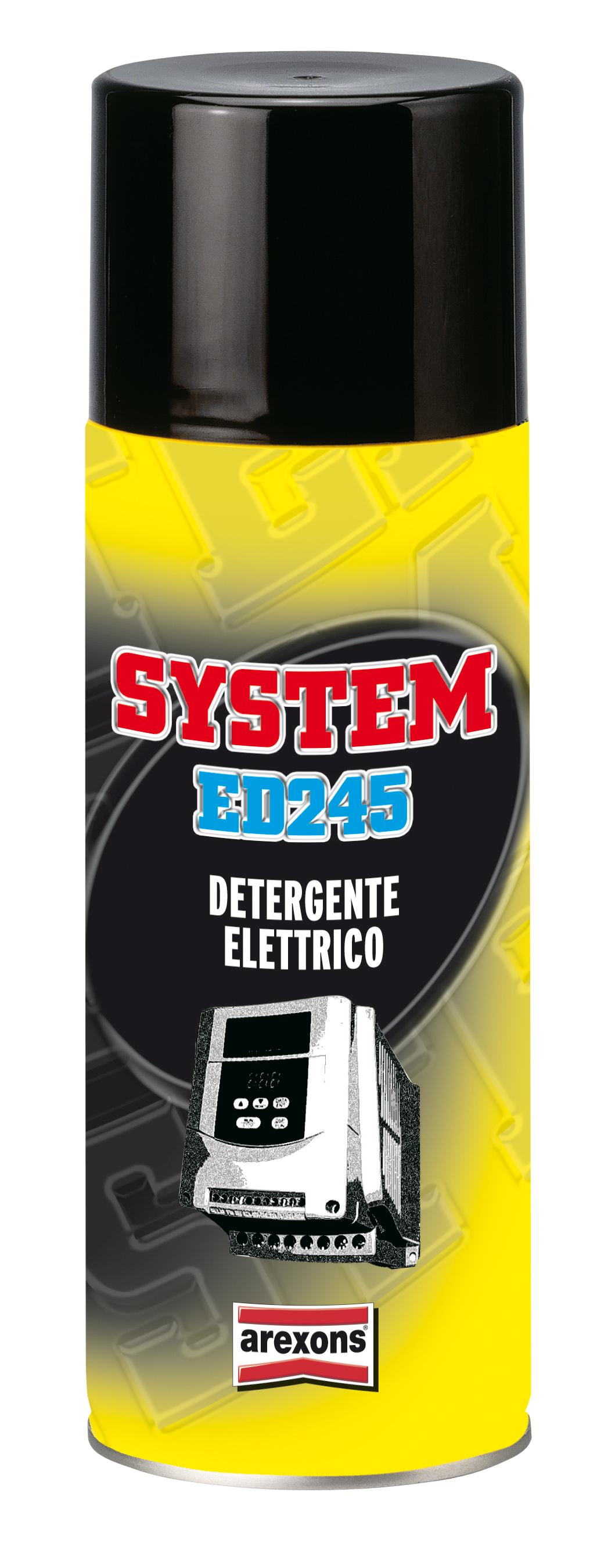 ED245 - Čistící prostředek na elektrická zařízení