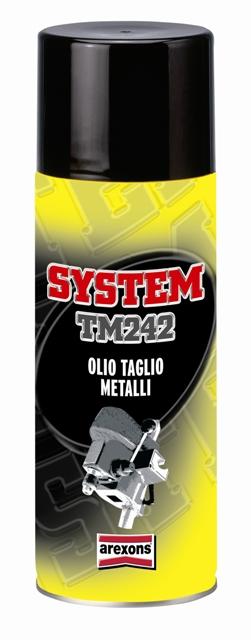 TM242 - Řezání kovů olejovým proudem