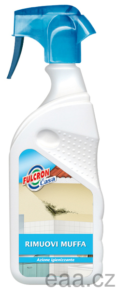 Fulcron - Odstraňovač plísně (500 ml)