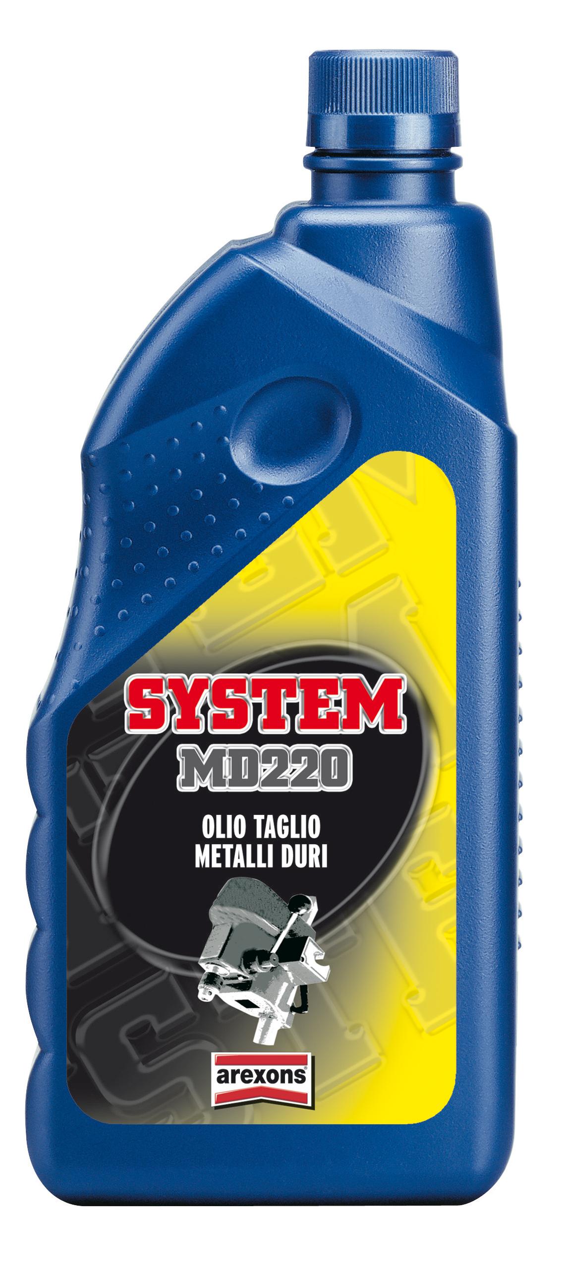 MD220 - Řezání těžkých kovů olejovým proudem