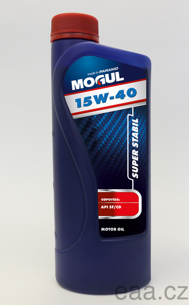Motorový ole MOGUL SUPER STABIL 15W-40