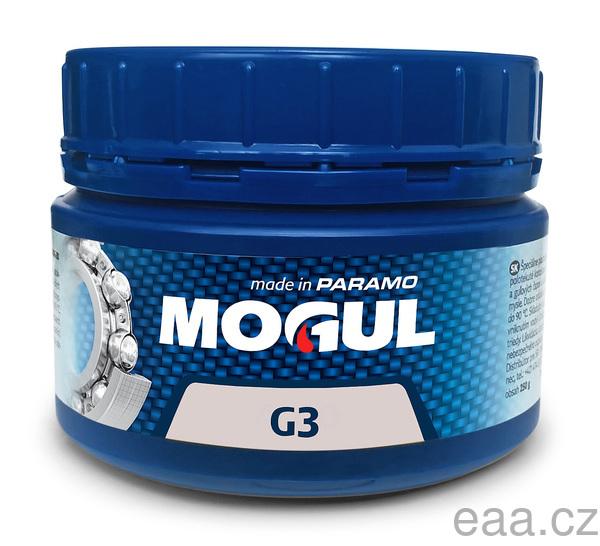 Plastické mazivo MOGUL G 3