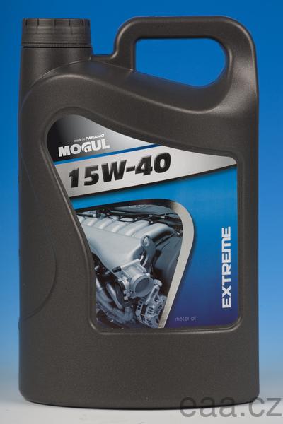 Motorový olej MOGUL 15W-40 EXTREME