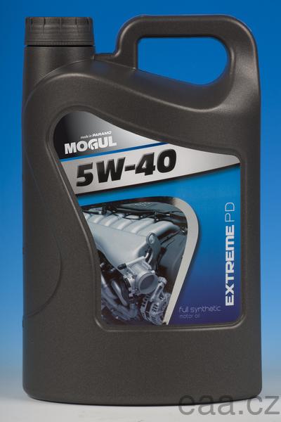 Motorový olej MOGUL 5W-40 EXTREME PD