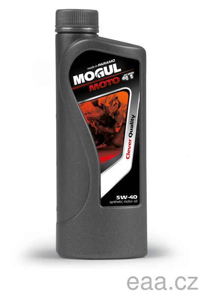 Motorový olej MOGUL MOTO 4T 5W-40