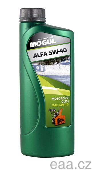Motorový olej MOGUL ALFA 5W-40