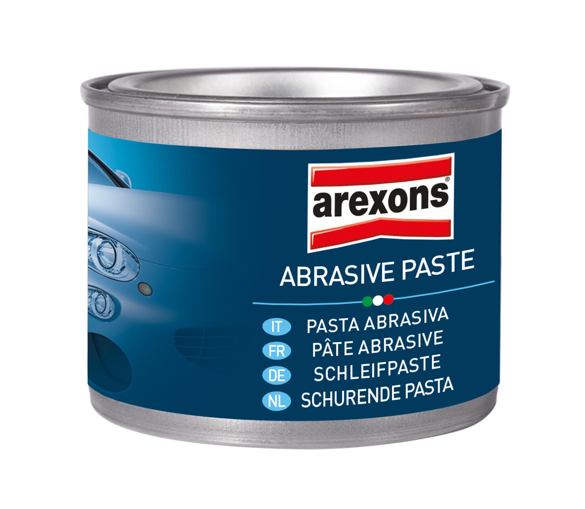 Abrazivní brusná pasta