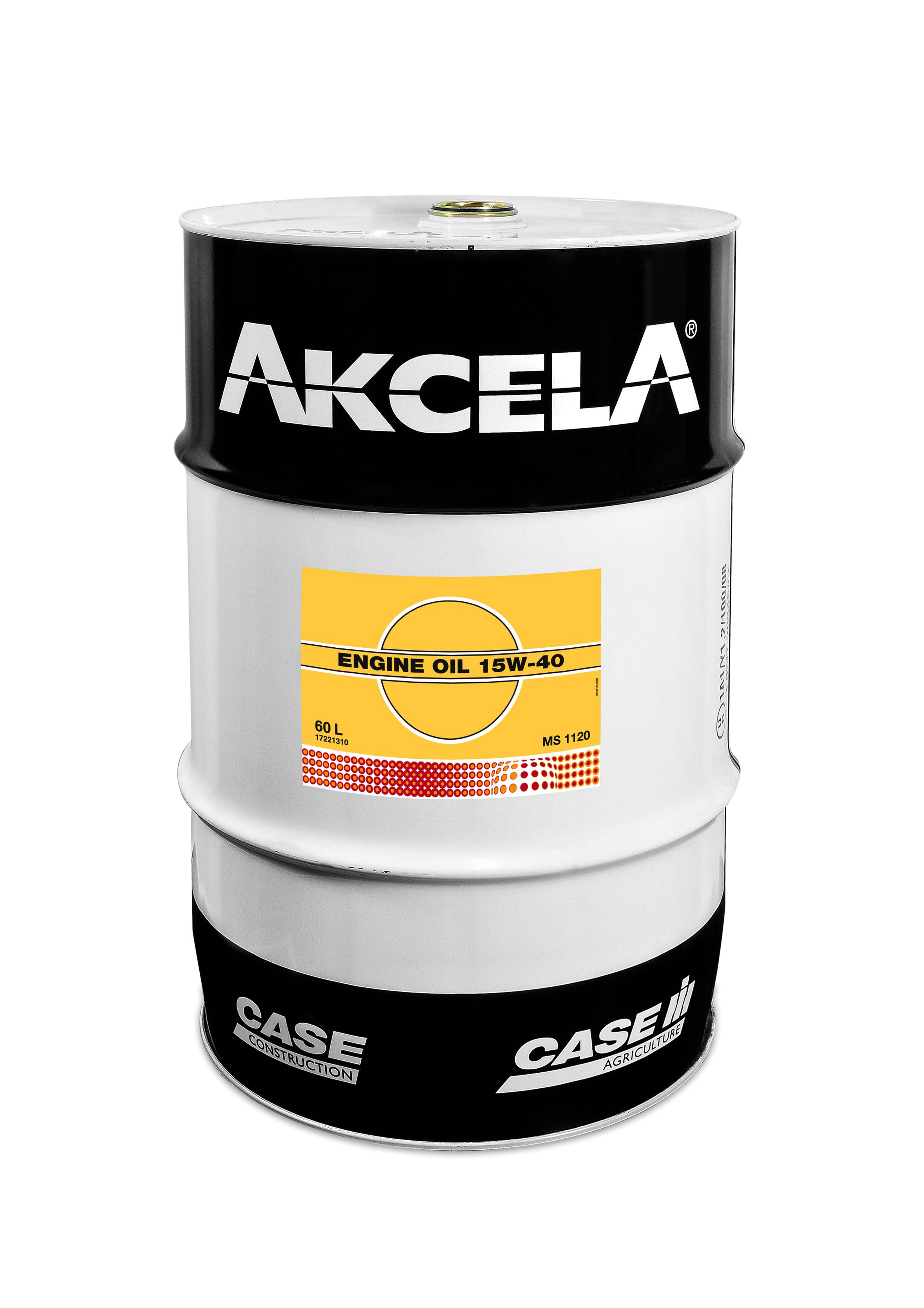 Akcela ENGINE OIL 15W/40