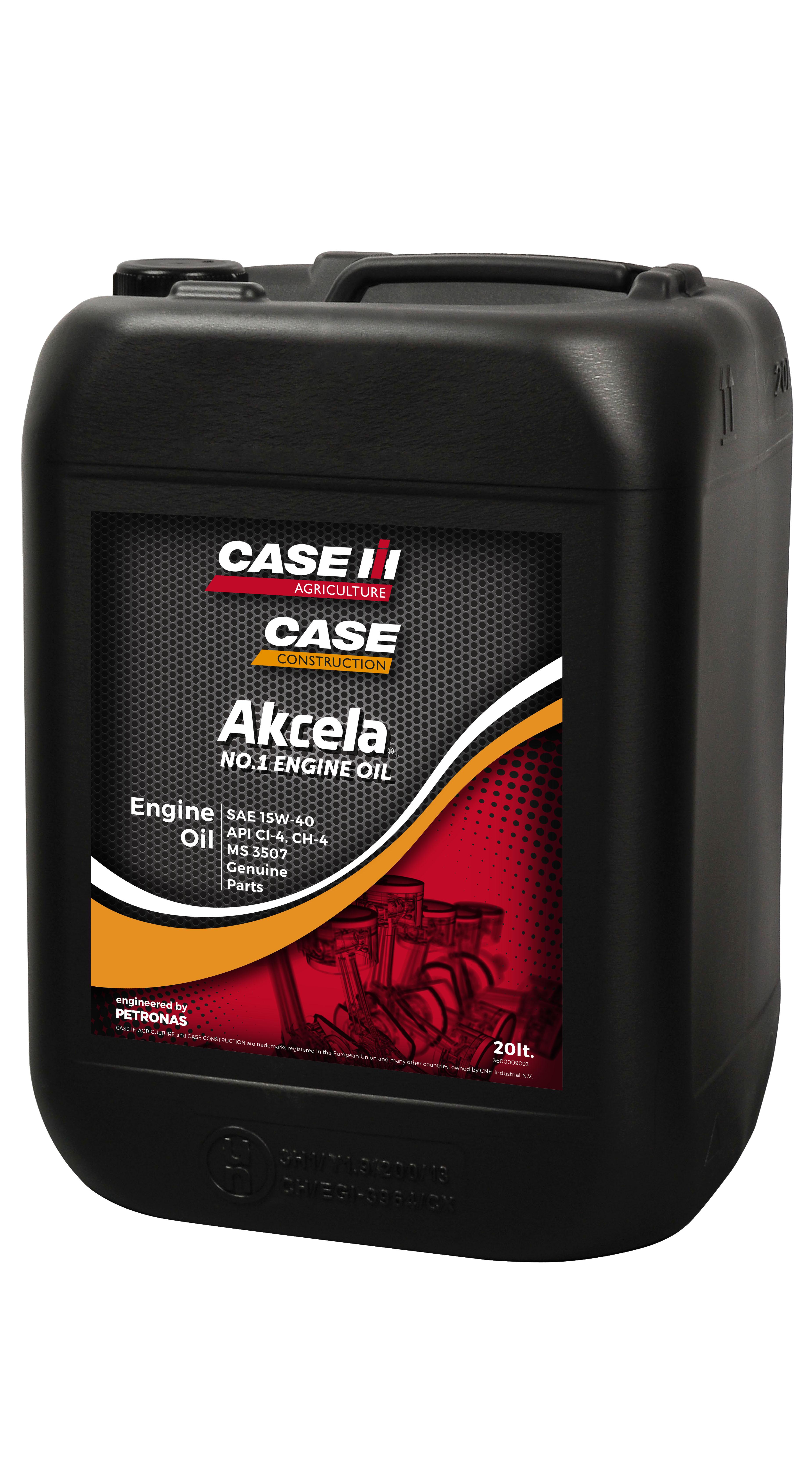AKCELA N1 ENG OIL 15W-40 CI-4