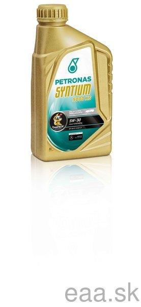 Motorový olej Syntium 5000 XS 5W30