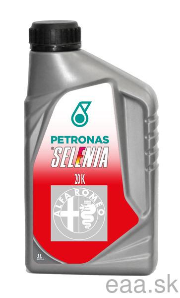 Motorový olej Selenia Alfa 20K 10W40