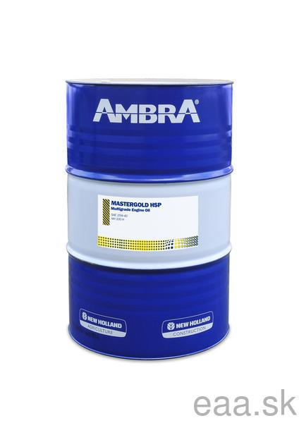 Motorový olej Ambra MasterGold 15W40