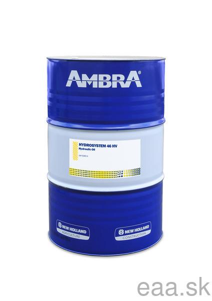 Hydraulický olej Ambra Hydrosystem 46HV