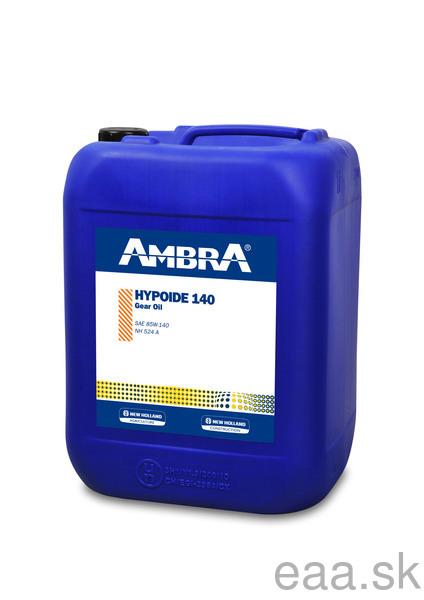 Prevodový olej Ambra Hypoide 140