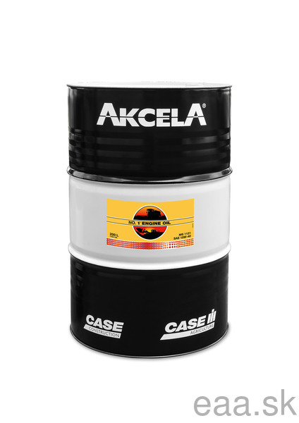 Motorový olej Akcela N°1 15W40