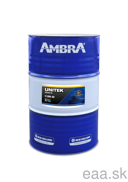 Motorový olej Ambra Unitek Plus 10W40