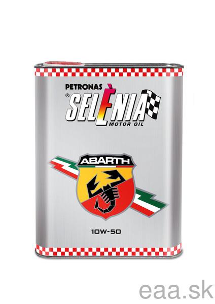 Motorový olej Selenia Abarth 10W50