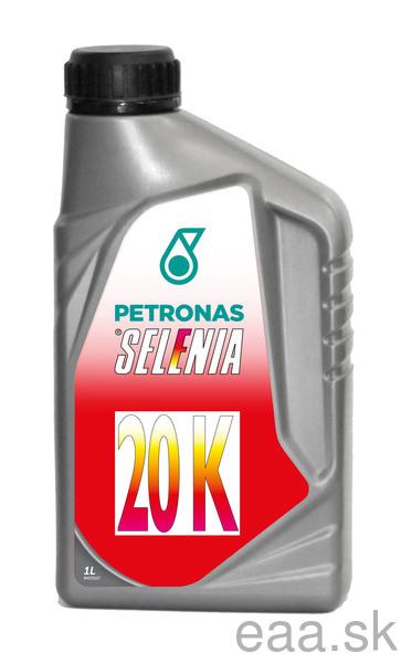 Motorový olej Selenia 20K 10W40