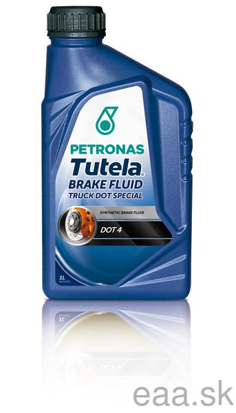 Brzdová kvapalina Tutela Truck DOT Special