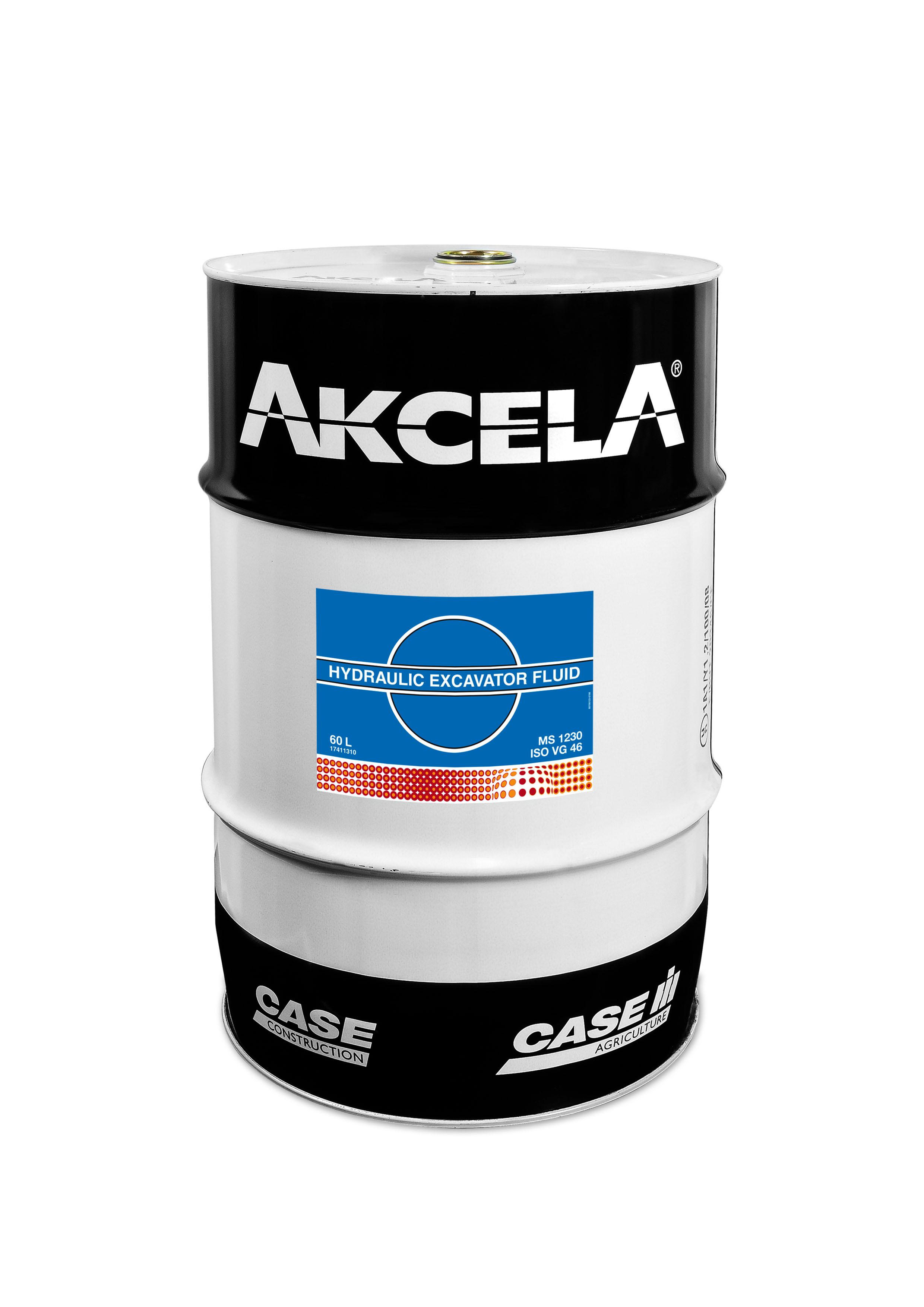 Hydraulický olej TUTELA HYDROSYSTEM 46 EXCAVATOR 60L
