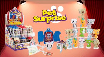 Pet Surprise