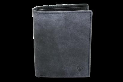 Modrá pánská kožená peněženka ve stylu JEANS