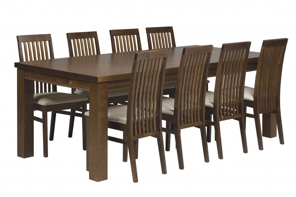 Finské židle a stoly