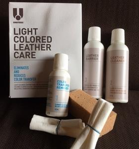 Light Colored Leather Care - původně Stay Bright - Speciální sada na všechny světlé odstíny kožených sedacích souprav    -   DOPORUČUJEME !