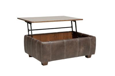Funktional - funkční konf.stůl s úl.prostorem a zvýšeným stolkem