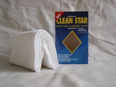 Cleaner STAR - Prachovka na kožené sedačky