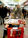 Mikešky na vánočním jarmarku XXL v Brně