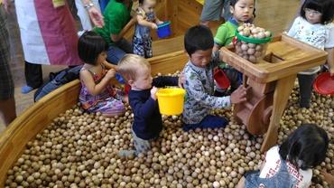 Kodomo miraikan – a ty hodné děti se vzaly kde?