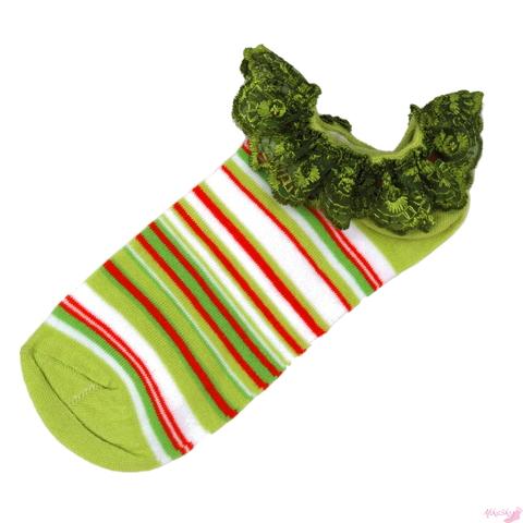 Zelené mikešky 2